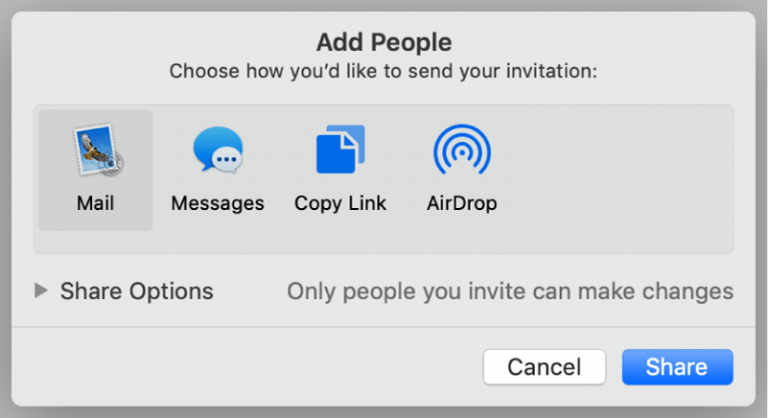 Apple updates Pages, Keynote and Numbers on the Mac to enable real-time collaboration