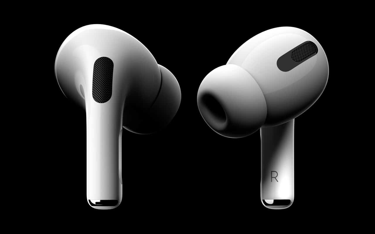 Apple updates the AirPods Pro firmware to version 2D15, so you can upgrade