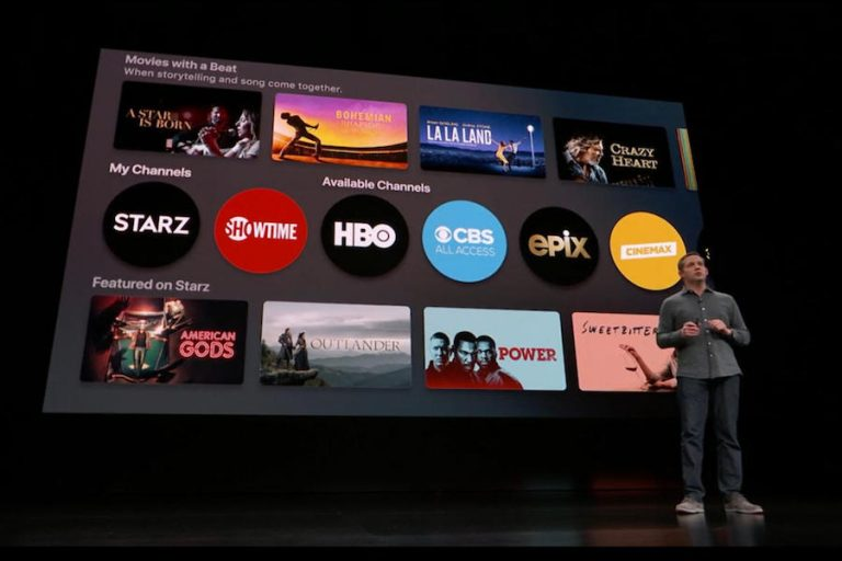 Apple Video seeks agreement to offer HBO, Showtime and Starz content at launch, according to Bloomberg
