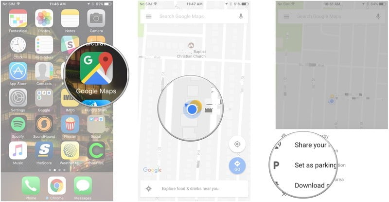 Apple wants Maps to help you find the best parking space