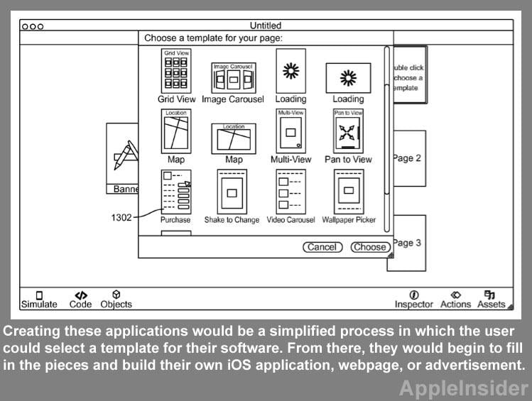 Apple wants to make it easier for non-programmers to create applications