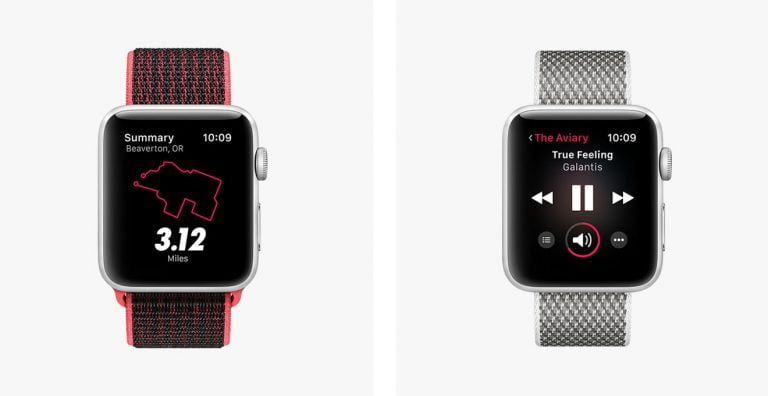 Apple Watch Series 2 from the original model's user perspective