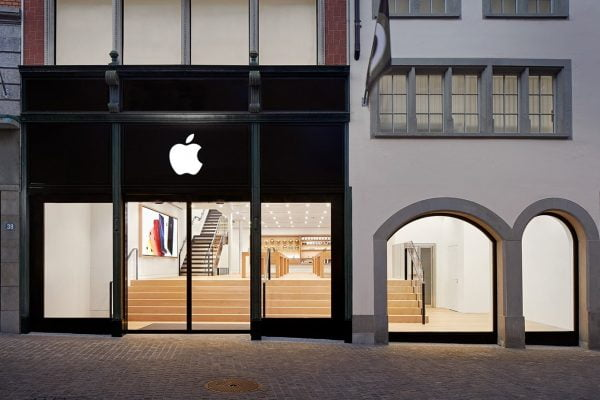 Apple will reopen its stores from the first half of April