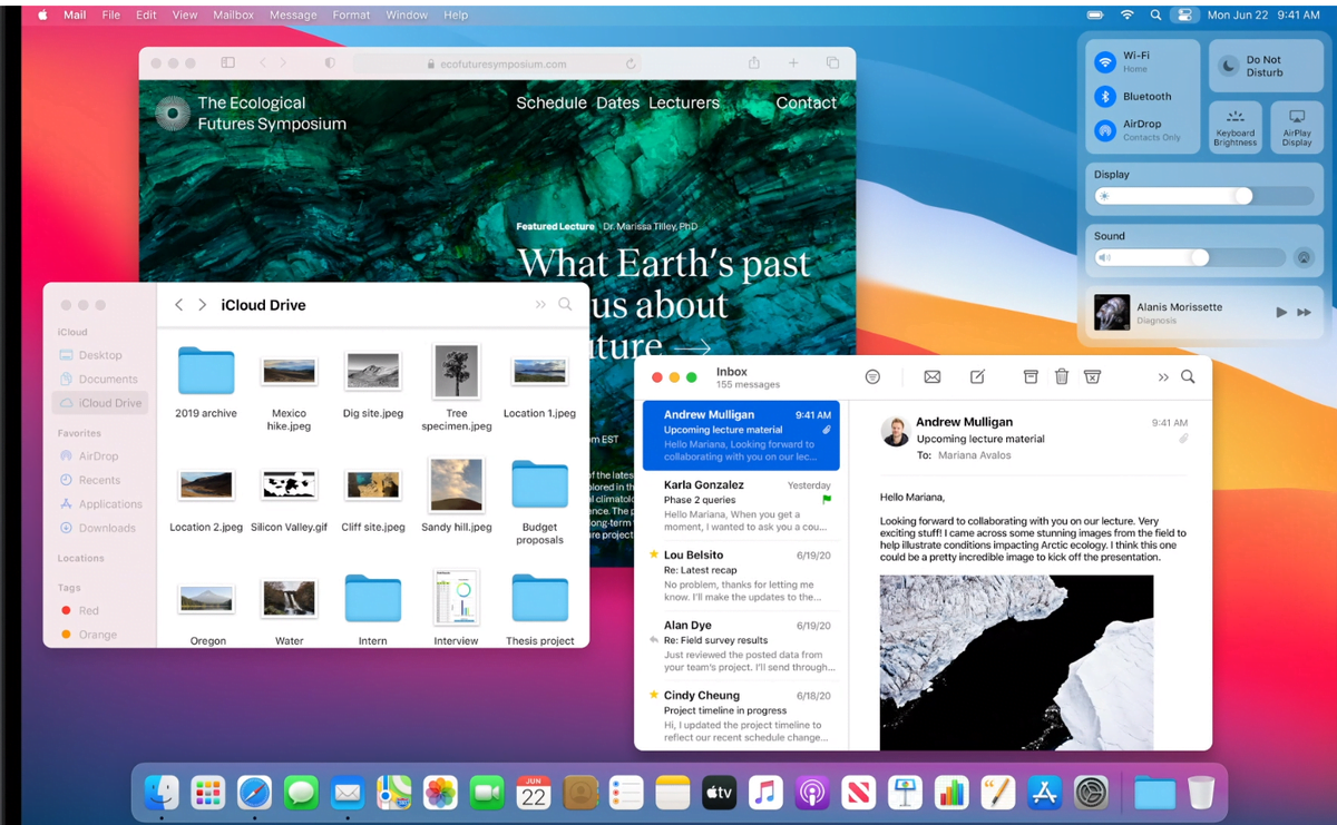 Apple will replace the Mac Messages app with a Catalyst version based on the iOS 14 code
