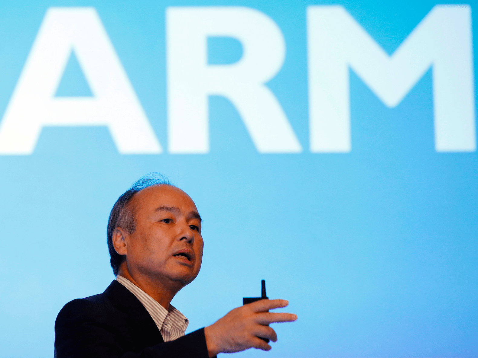 Apple would be considering investing $1 billion in a Softbank technology investment fund