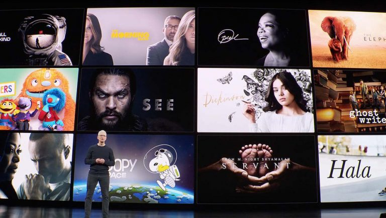 Apple's streaming TV service to reach over 100 countries by 2019