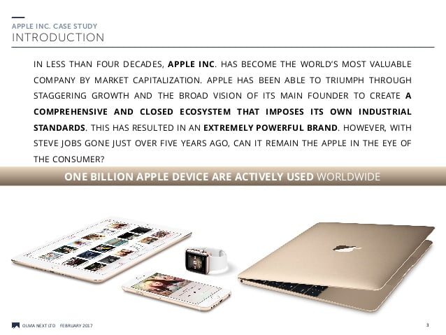 Apple's partnership with IBM is evident with the advent of AppleCare for Business