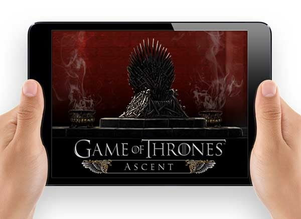 Ascent Throne Game Available on the App Store for iPad