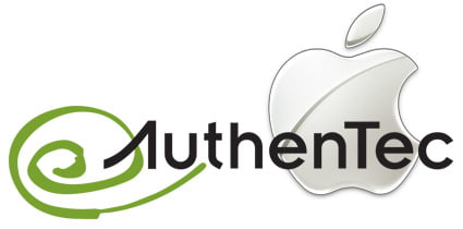 Authentec will now manufacture its components exclusively for Apple