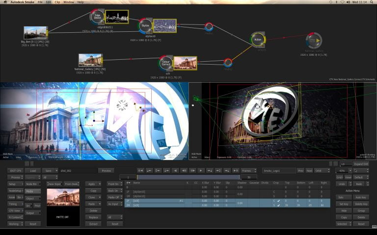 Autodesk Introduces Smoke 2013 for Mac