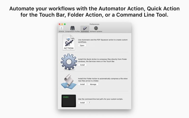Automating your Mac with folder actions