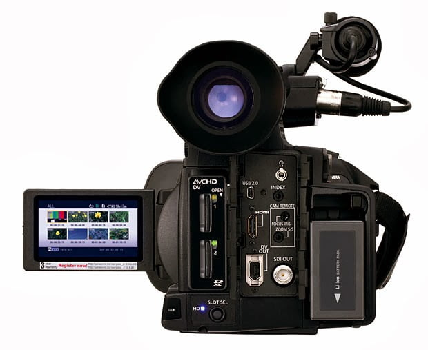 AVCCAM Importer, adds AVCHD support to Quicktime thanks to Panasonic