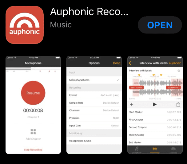 Awesome Voice Recorder PRO en App Store