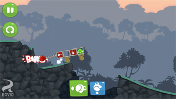 Bad Piggies: un fondo