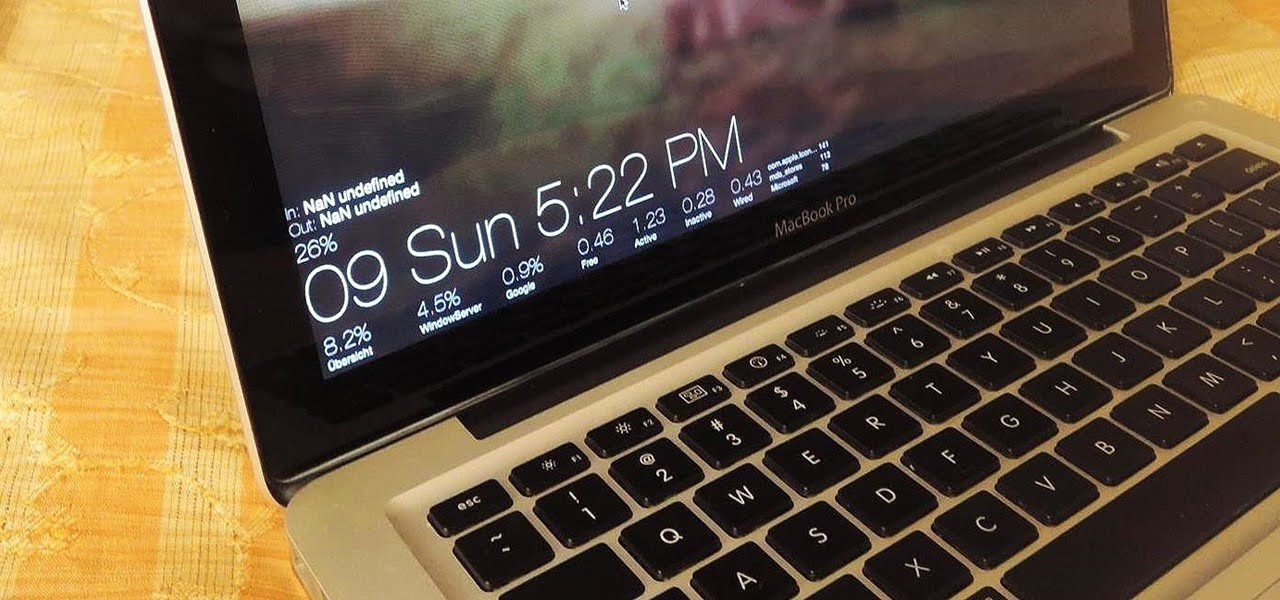 Best widgets for the OS X Notification Center
