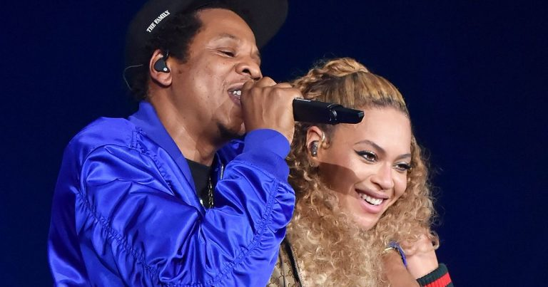 Beyonce and Jay-Z's New Album Comes to Apple Music
