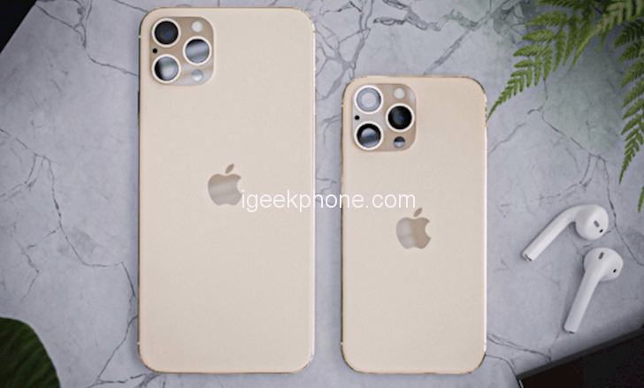 Champagne iPhones, new design iPads and iMacs with Haswell on the horizon, Rumorsfera