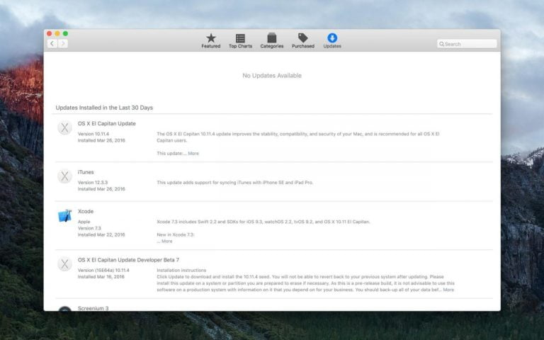 Changing the Time it Takes for OS X to Check for System Updates