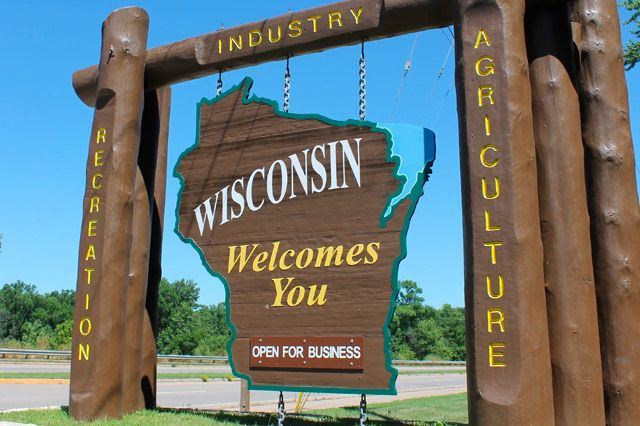 construction in Wisconsin, opening in 2018
