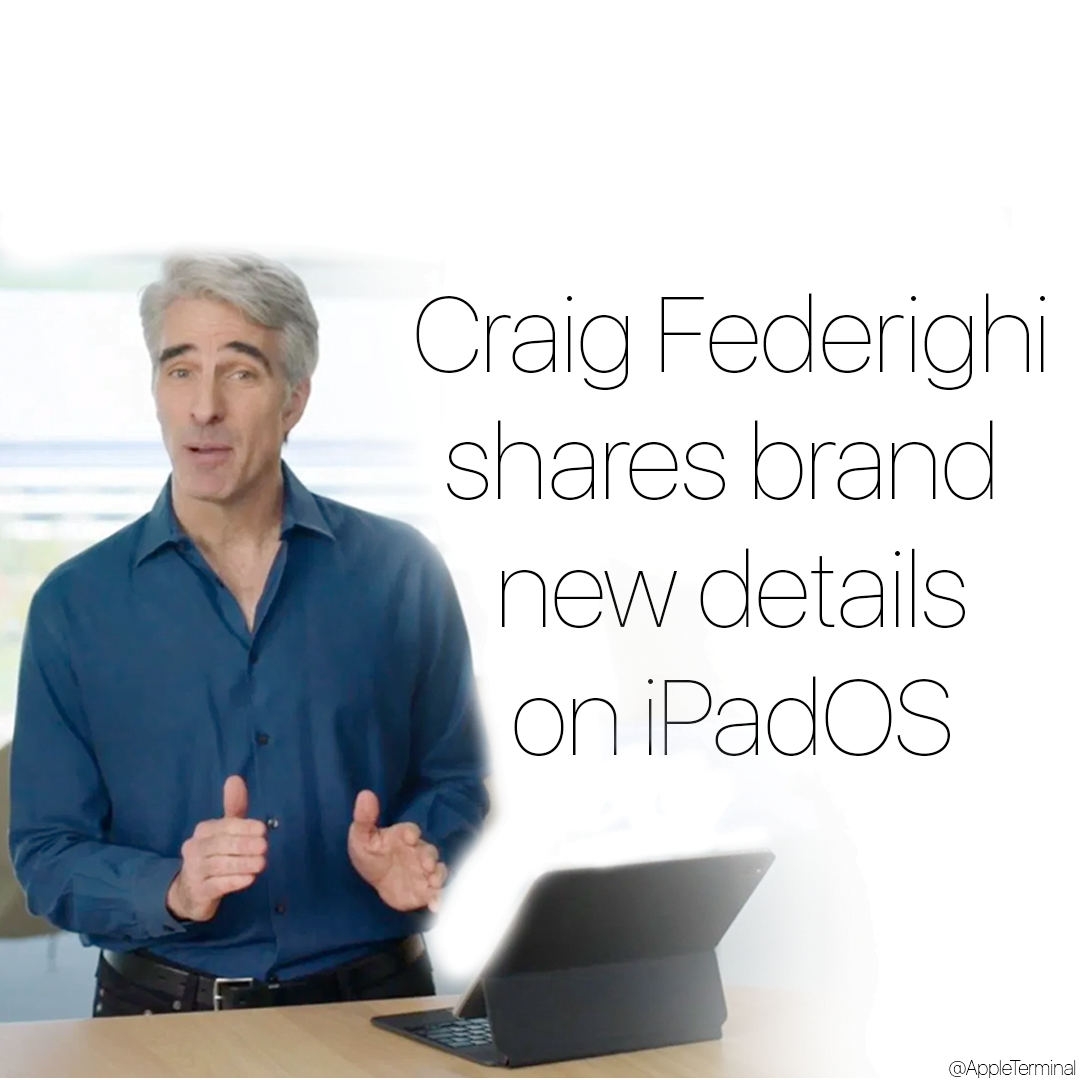Craig Federighi details how far Apple goes in a new interview