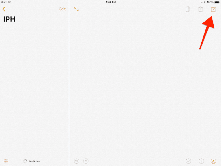 Customizing the iOS Notes background with lines, grid, and more