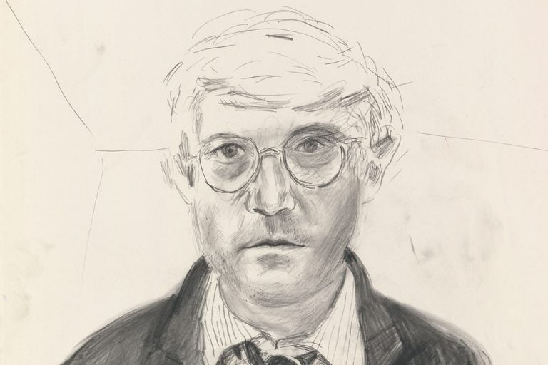 David Hockney, capturing the moment through a medium as atypical as the iPad