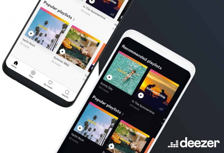 Deezer introduces new native application for OS X