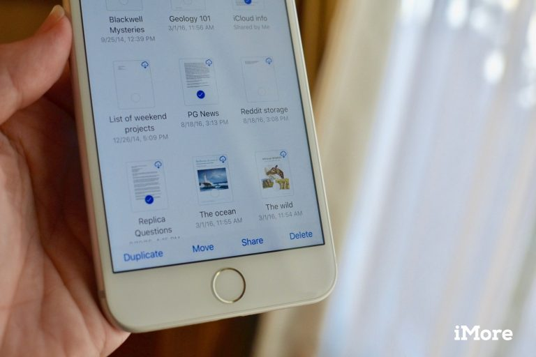 Documents for iOS features Wi-Fi Transfer, the fastest way to move files between devices