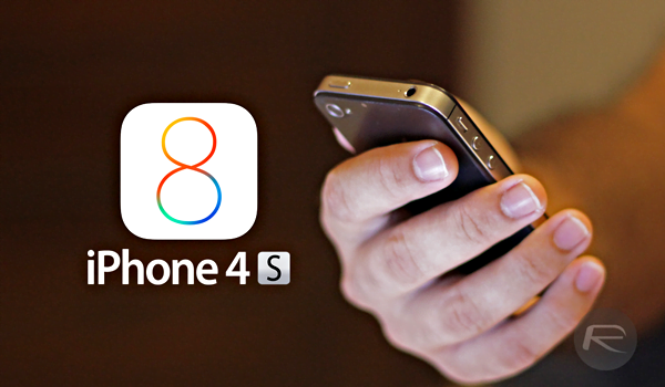 Does iPhone 4s lag? iOS 7.1.2 vs iOS 8.0.2 in video