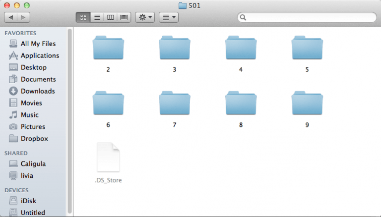 Dropbox in Spanish with support for Mac OS X 10.7 Lion