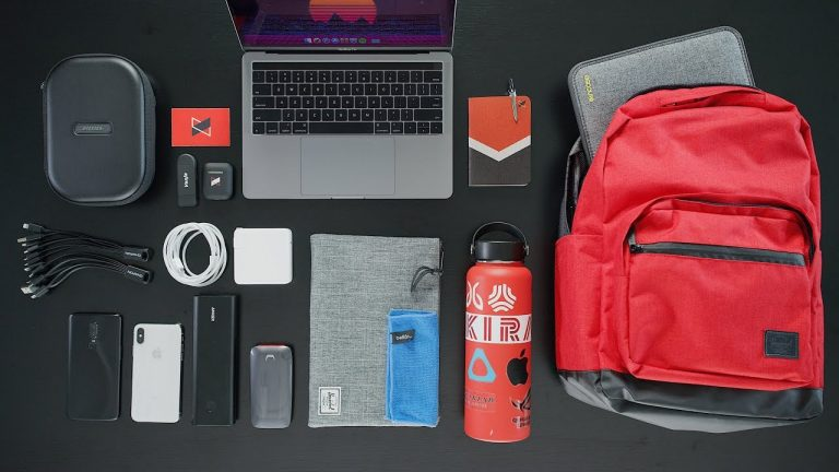 Eight backpacks for everyone who carries a Mac on their back every day