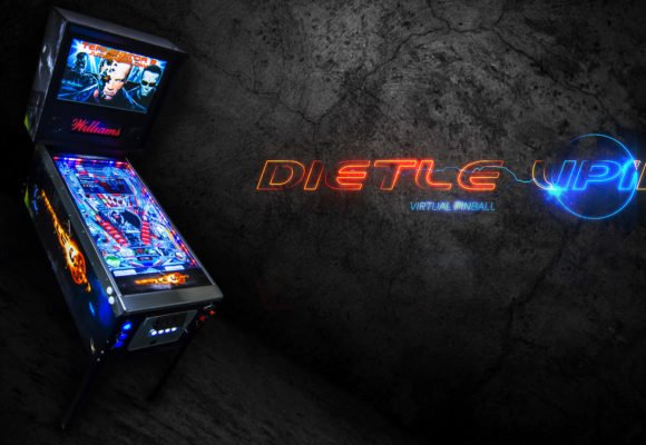 Epic Quest, probably the best virtual pinball table