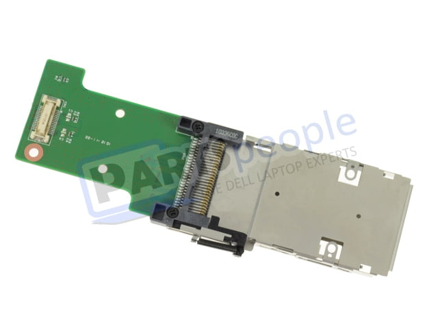 ExpressCard slot and network card