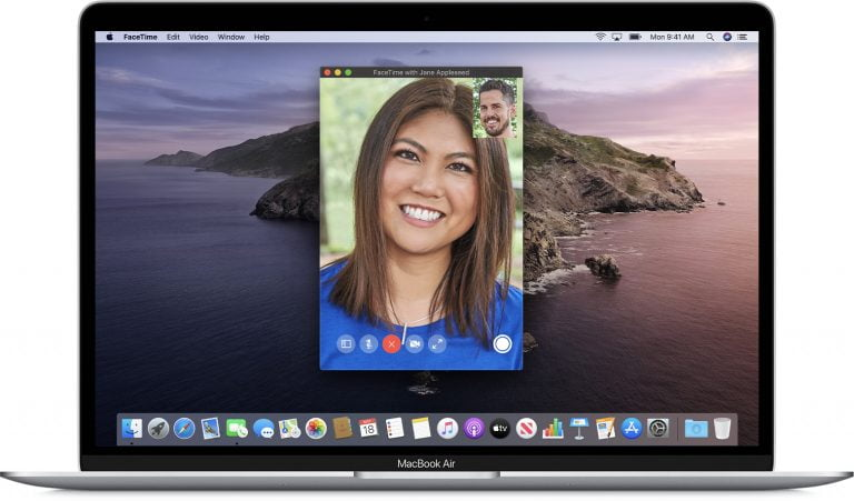 FaceTime for Mac, receiving video calls on your Mac