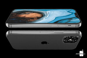 Fast charging of the iPhone 12 will go up to 20W and the adapter will be included