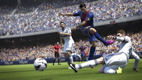 Fifa 14 for iOS goes free to play