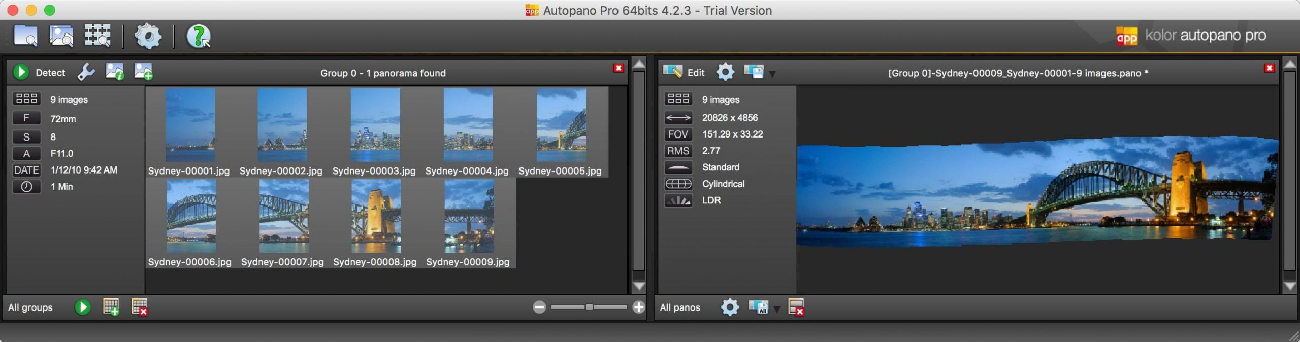 First Adobe 64-bit application for Mac available: Lightroom 2.0