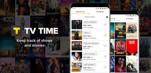 Five applications for TV series lovers