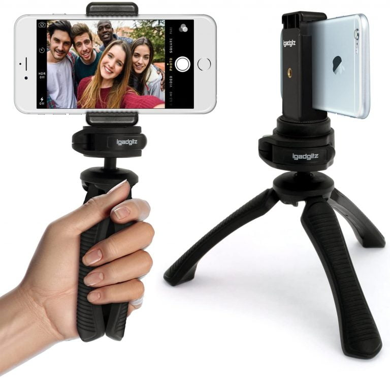 five models of stabilizers compatible with the Apple smartphone