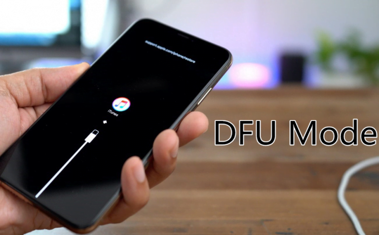 Force reboot, enter DFU mode, and enter recovery mode on iPhone 7 and iPhone 7 Plus