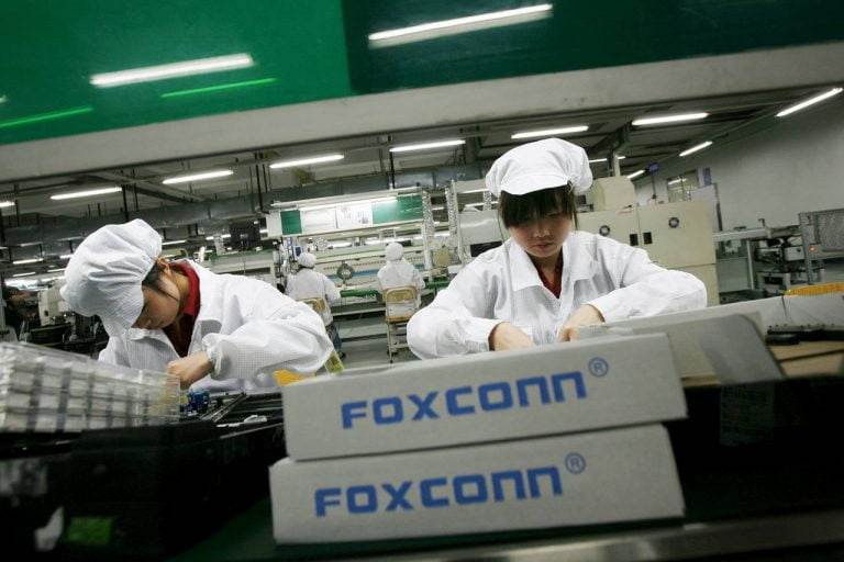 Foxconn to open five new factories in Brazil to produce Apple components