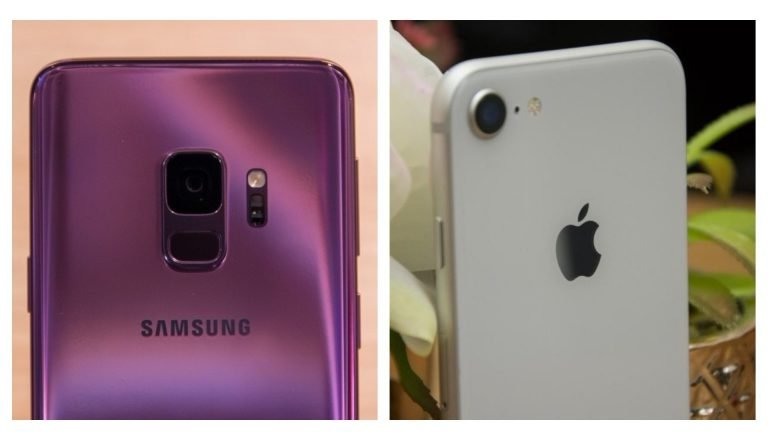 Galaxy S9 and S9+ vs iPhone 8 and 8 Plus, feature and price comparison
