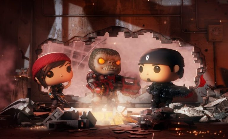 Gears of War, one of Microsoft's most legendary games, is coming to your iPhone