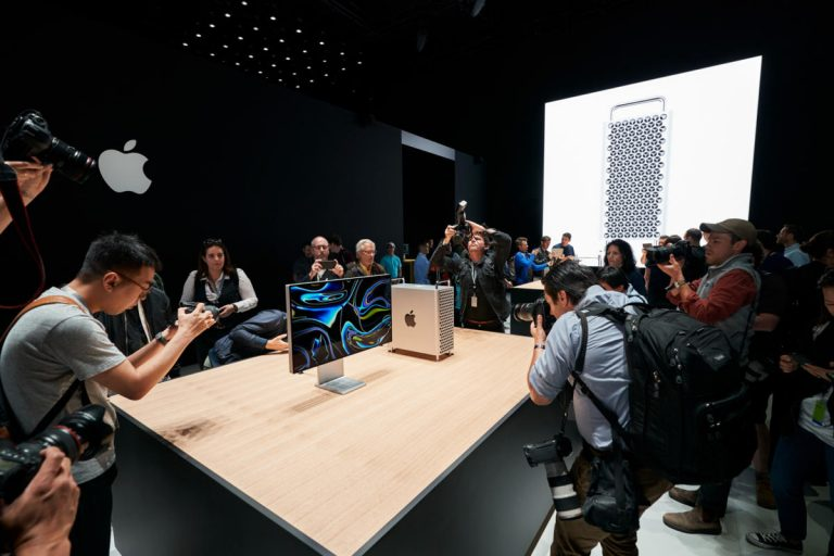 Geekbench receives first performance tests of new Mac Pro