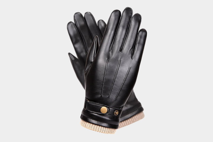 Get ready for winter with the new iPhone screen-sensitive Mujjo gloves