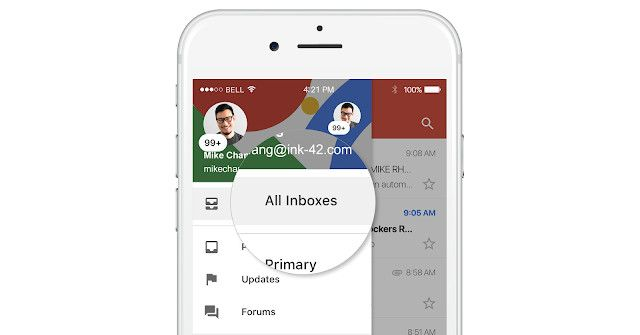 Gmail App Now Lets You Use Any Email Account