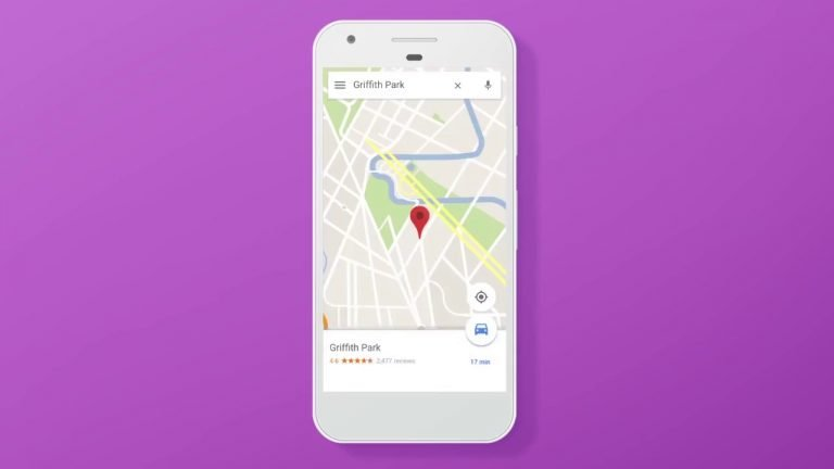 Google Maps for iPhone updates, now it's easier to choose what you're going to use the app for
