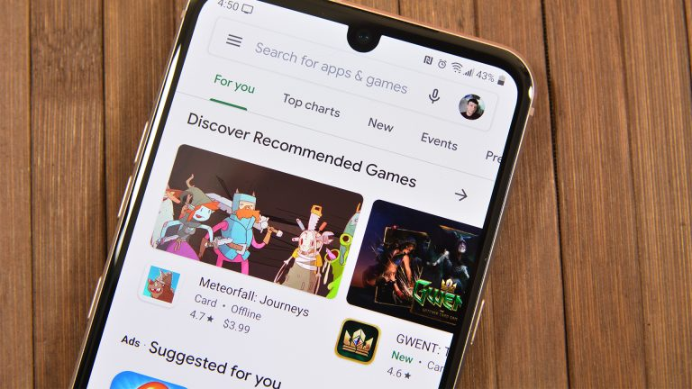 Google Play Now Highlights Top Rated Apps