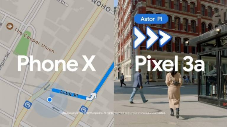 Google supports Google Maps for iOS is better than the Android version
