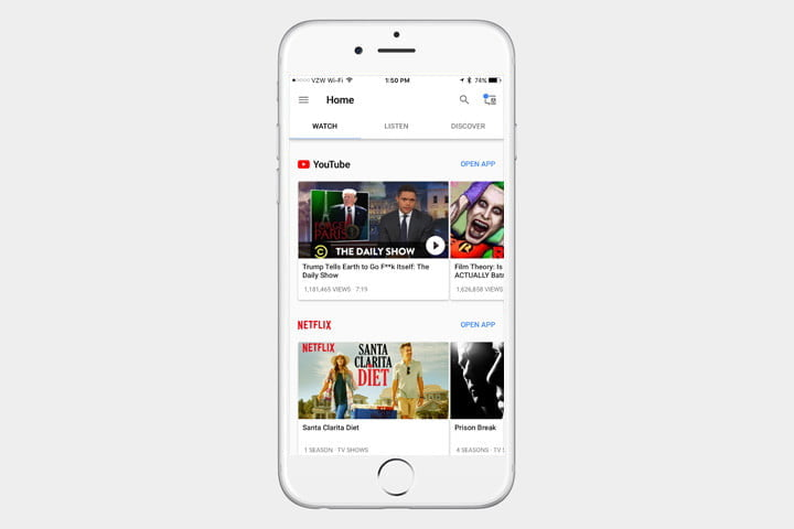 Google wants the pictures of our iOS devices on your Chromecast